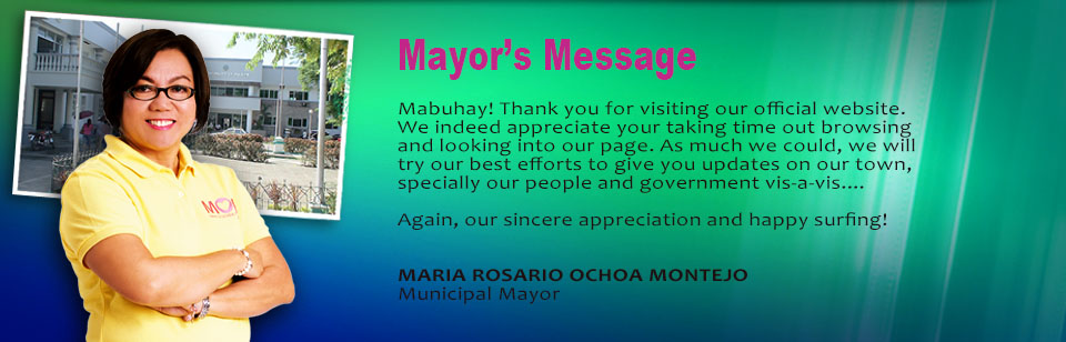 mayors message